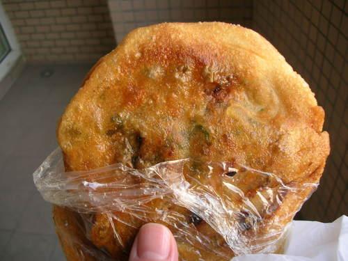 葱油餅(ツォンヨウビン)